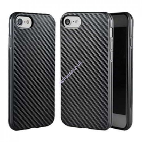 Carbon Fiber TPU Case for Samsung S7 Edge