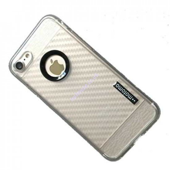 Motomo Clear TPU Case for Samsung S8 Plus
