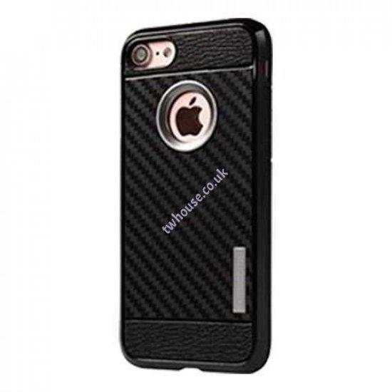 Motomo Black TPU Case for Samsung S8 Plus
