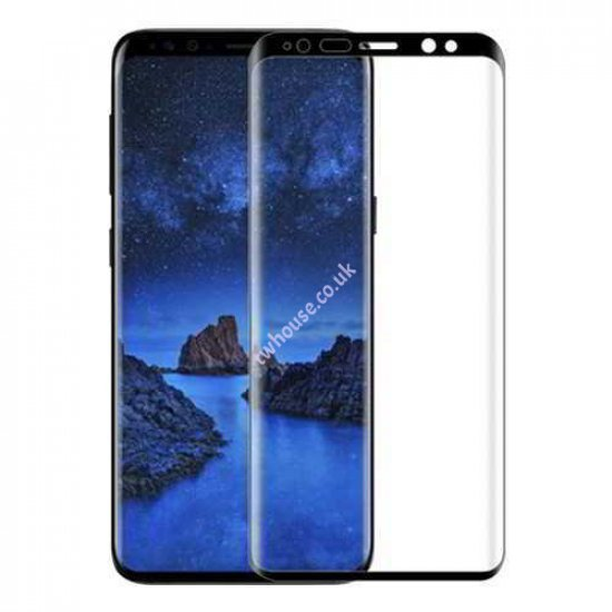 Tempered Glass With Edges for Samsung S9