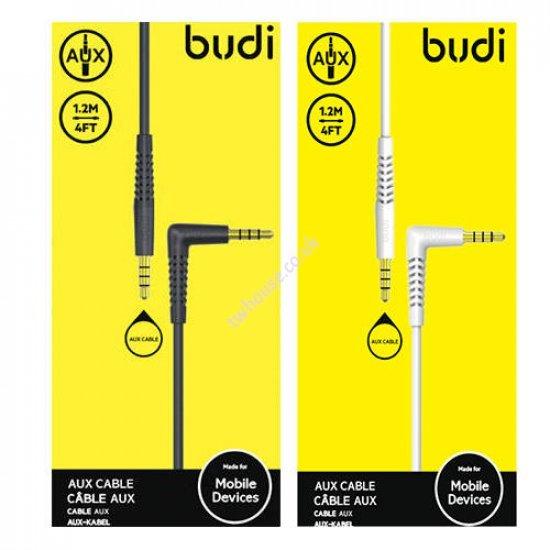 BUDI AUX TPE Cable 1.2m