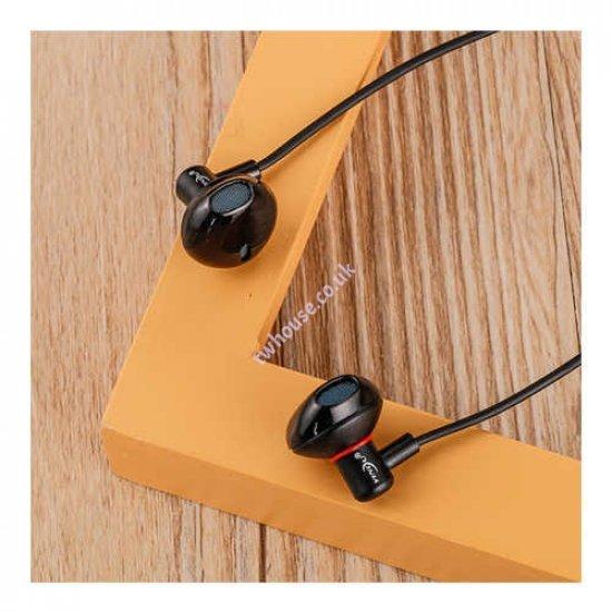 YINDU YD-ST1 Handsfree In-Ear Earphones Headphones With Mic