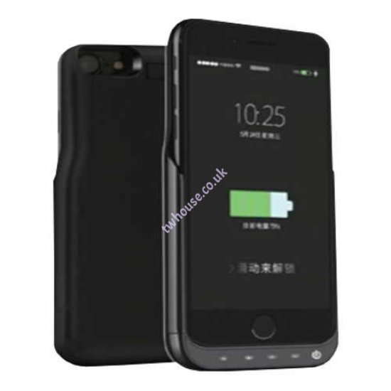 JLW 2800mAh Power Bank Charging Case for iPhone 6/7/8