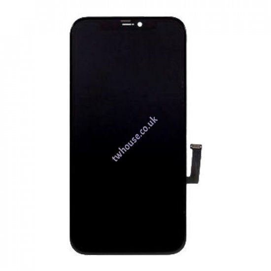 Generic High Quality Replacement LCD Compatible with iPhone 11 (Black)