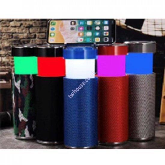 AE02 Portable Bluetooth Pop Up Light Speaker