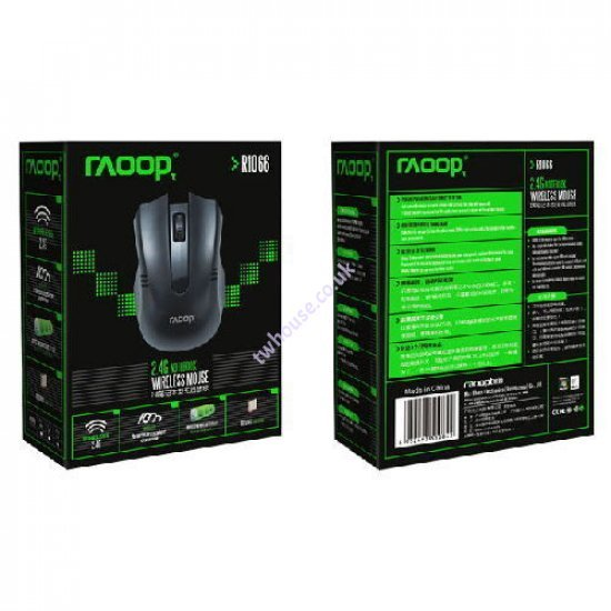 RAOOP R1066 Wireless Mouse