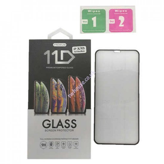 """5D Full Glue Tempered Glass Screen Protector for iPhone 12 / 12 Pro (6.1"""")"""