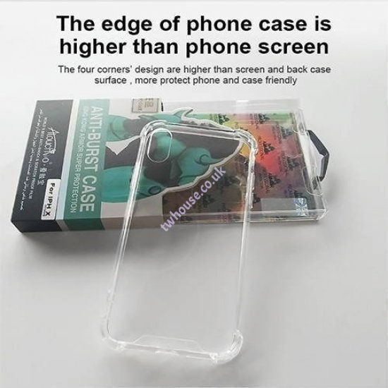 """King Kong Clear Case for iPhone 12 Mini (5.4"""")"""