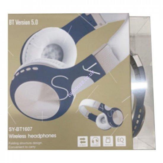 SY-BT1607 Bluetooth Version 5.0 Wireless Headphone