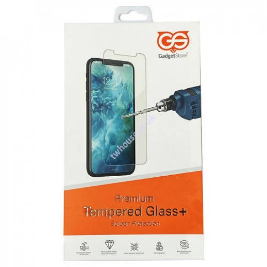 """Tempered Glass Screen Protector for iPhone 12 / 12 Pro (6.1"""")"""