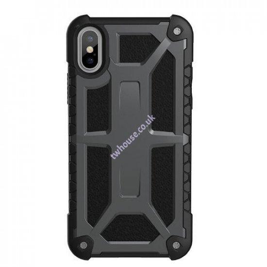 Metallic Military Case for iPhone 7 Plus/8 Plus