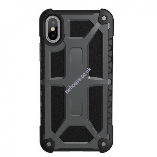 Metallic Military Case for iPhone 11