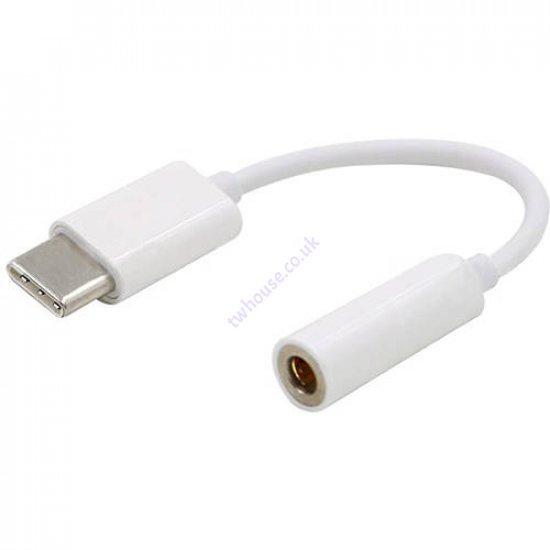 VEN-DENS V-1070 USB-C To 3.5mm Female Plug