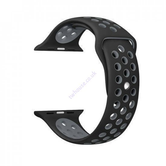 VEN-DENS Silicone Band Strap 42-44MM for Apple Watch