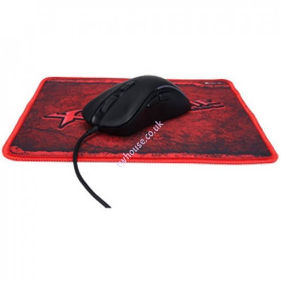 XTRIKE ME GMP-290 Gaming Mouse and Mouse Pad Combo