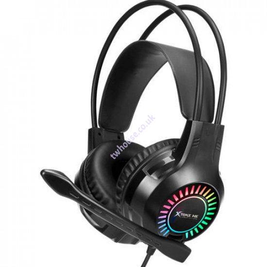 XTRIKE ME GH-709 Wired Gaming Headphone