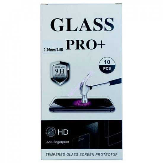 """Tempered Glass Screen Protector for iPhone 12 Pro Max (6.7"""") (10 Pack)"""