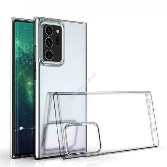 Clear Gel Case for Samsung Galaxy Note 20