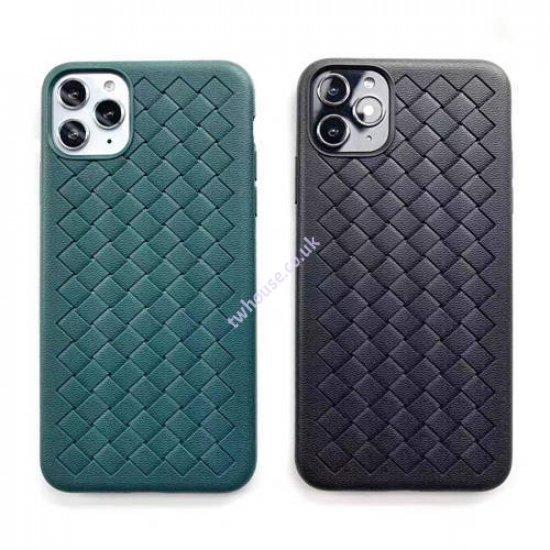 """ZUZU TPU Woven Design Phone Case for iPhone 12 Pro Max (6.7"""")"""