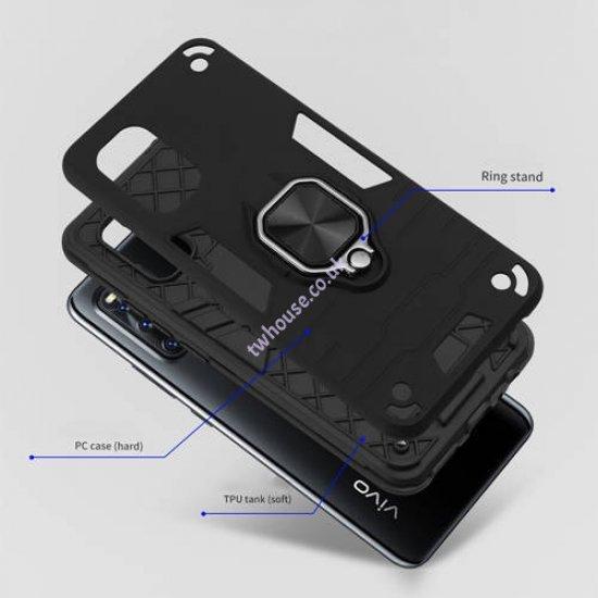 ZUZU Shockproof Armor Case for iPhone X/XS