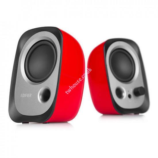 Edifier R12U USB Powered Speaker (Red)
