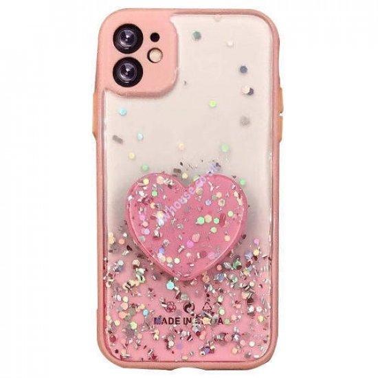 "ZUZU Liquid Glitter Hybrid Case for iPhone 12 (6.1"")"