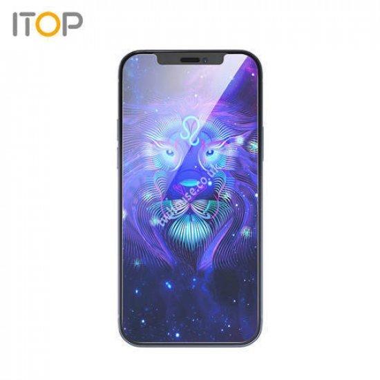 "ITOP 10D Premium Nano Flexible Glass Screen Protector for iPhone 12/12 Pro (6.1"")"