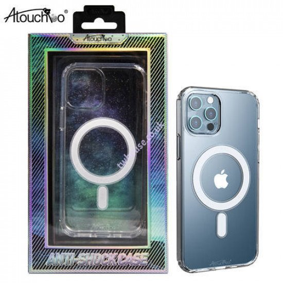 """Atouchbo Anti-Shock MagSafe Case for iPhone 12/12 Pro (6.1"""")"""