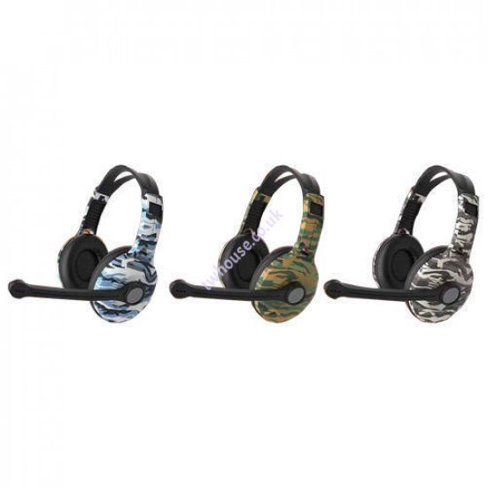 H16 Gaming Headset for PS4, XBOX ONE