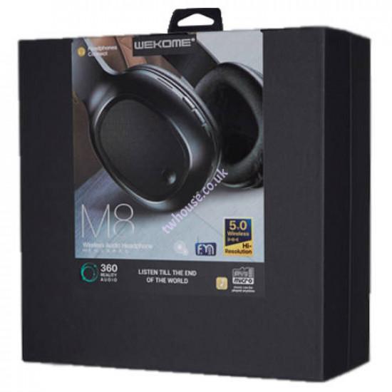 WK M8 Bluetooth 5.0 Headphone