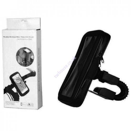 Universal Size XL Motorcycle Phone Holder