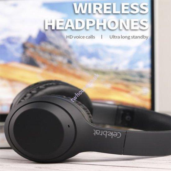 Celebrat A24 Bluetooth 5.0 Wireless Headphone