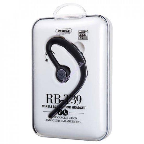 Remax RB-T39 Wireless Earhook Headset