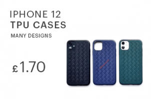 Cases for iPhone 12/Pro wholesale in uk
