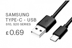 Samsung Type C to USB cable wholesale in uk