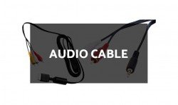 Wholesale 3.5mm Stereo Jack to 2 RCA Audio Cable