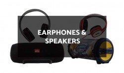 Wholesale Earphones & Speakers