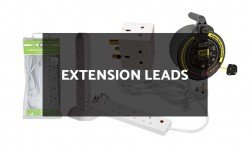 Wholesale Power Extension Leads
