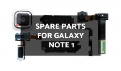 Spare Parts for Galaxy Note 1