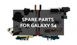 Spare Parts for Galaxy S4