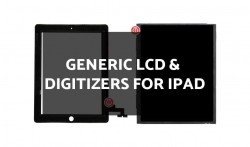 Wholesale Generic High Quality Replacement LCD & Digitizers For iPad