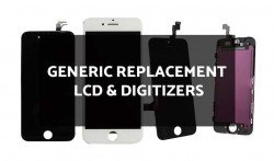 Wholesale Generic High Quality Replacement LCD & Digitizer