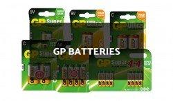 Wholesale GP Batteries