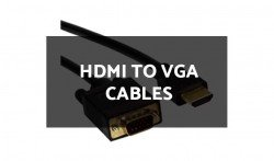 Wholesale HDMI To VGA Cables