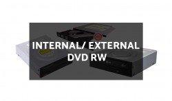Internal/ External DVD RW