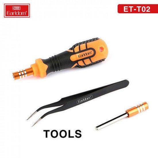 Earldom ET-T02 33 IN 1 Screw Driver Kit