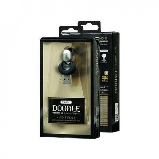 DOODLE PD-BE104 Bluetooth Earphone with USB Charger