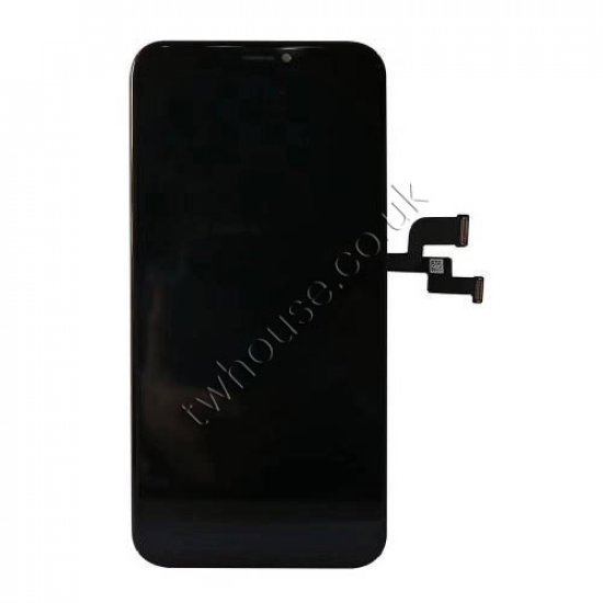 Generic High Quality Replacement LCD Compatible with iPhone XS (Black)