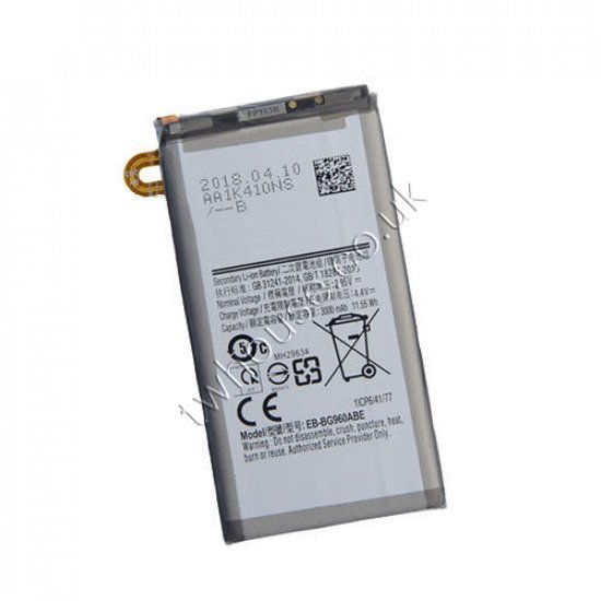 3000 mAh Battery for Samsung Galaxy S9