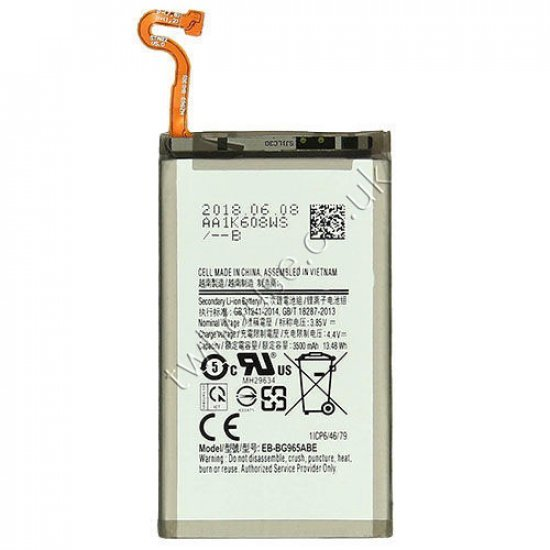 3500 mAh Battery for Samsung Galaxy S9 Plus